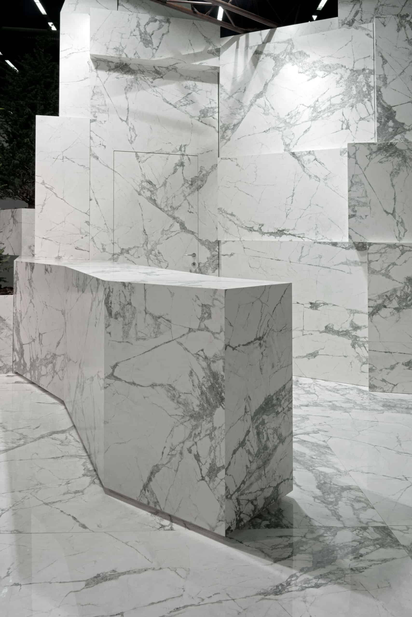 I Naturali Invisible White Laminam